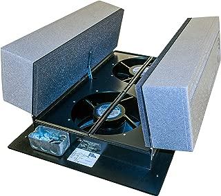 Tamarack Insulated Whole House Fan - 1150 CFM, 70 Watts, Model Number HV1000
