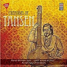Creations of Tansen