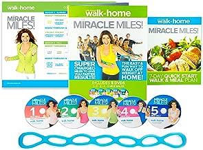 Walk at Home Leslie Sansone's Miracle Miles!