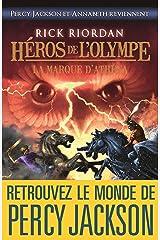 Héros de l'Olympe - tome 3 : La Marque d'Athéna (Wiz) Format Kindle