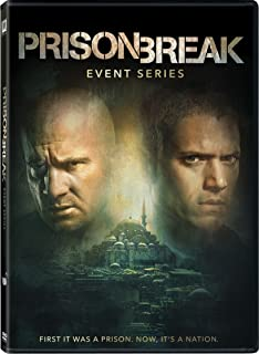 Prison Break Event Series