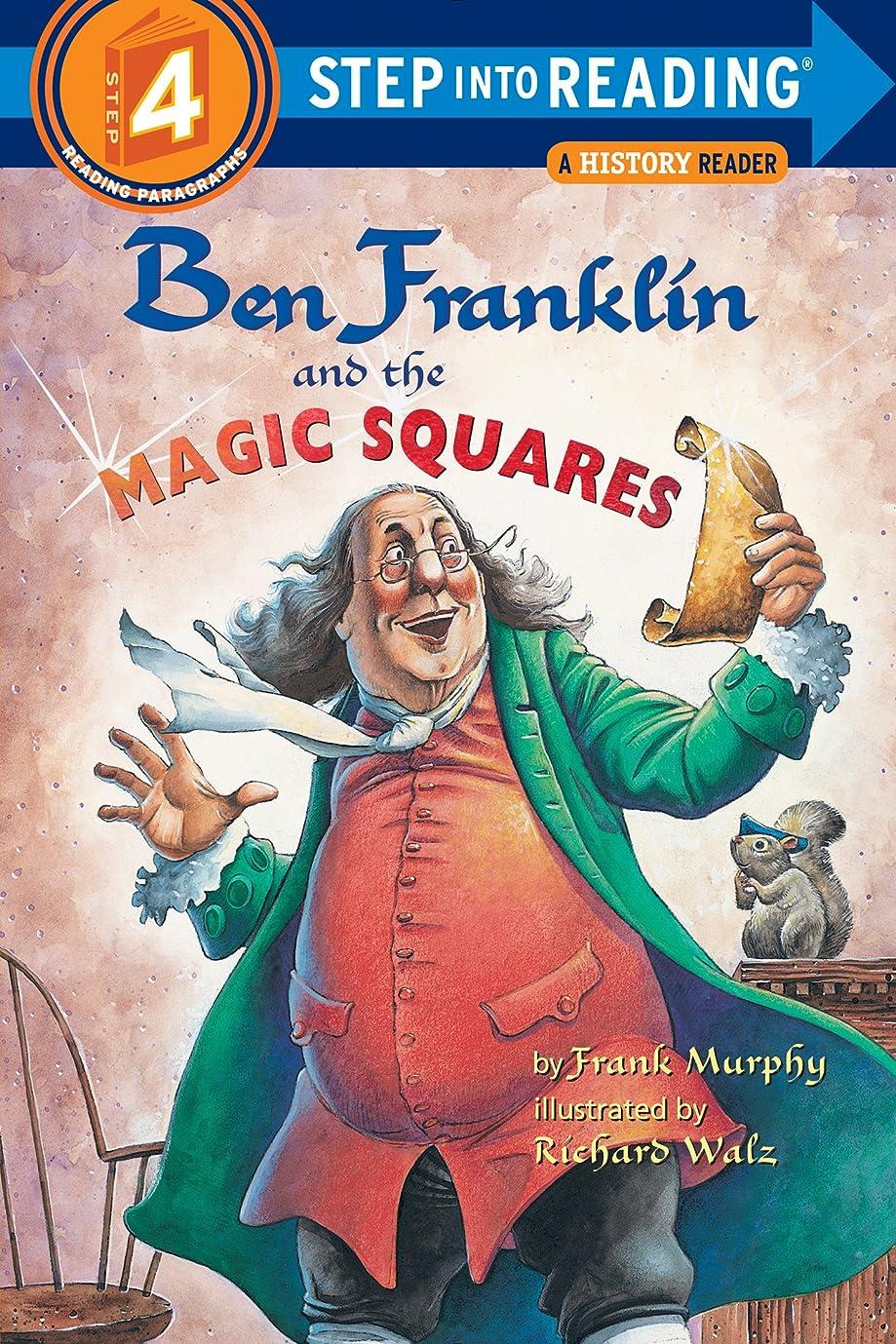 メインラテン嘆願Ben Franklin and the Magic Squares (Step into Reading) (English Edition)