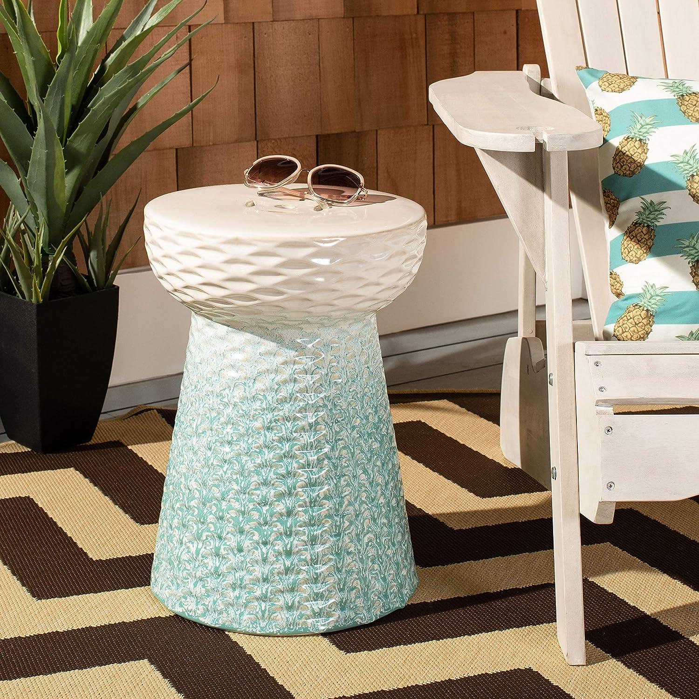 Ranking TOP11 Safavieh ACS4577A Kenson Ceramic Light Ranking TOP14 Garden Stool Decorative