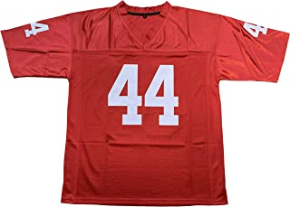 Supereasydeal Forrest Gump #44 The Movie Stitched Football Jersey S-3XL