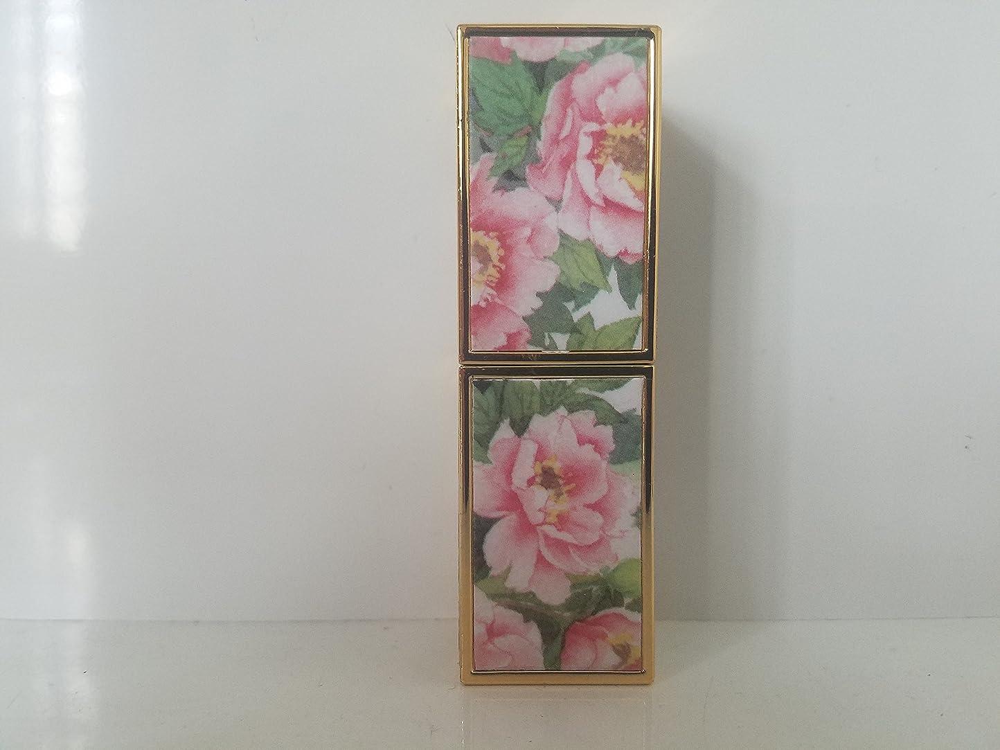 目に見えるエンコミウムジャンル牡丹の花 ビューティー メイクアップ リップクリーム 口红