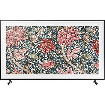 "Samsung TV QE49LS03RAUXZT The Frame 2019 Cornice TV, 4K 49"", Nero"