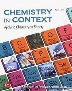 Gen Combo Chemistry in Context; Laboratory Manual Chemistry in Context