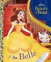 I Am Belle (Disney Beauty and the Beast) (Little Golden Book)