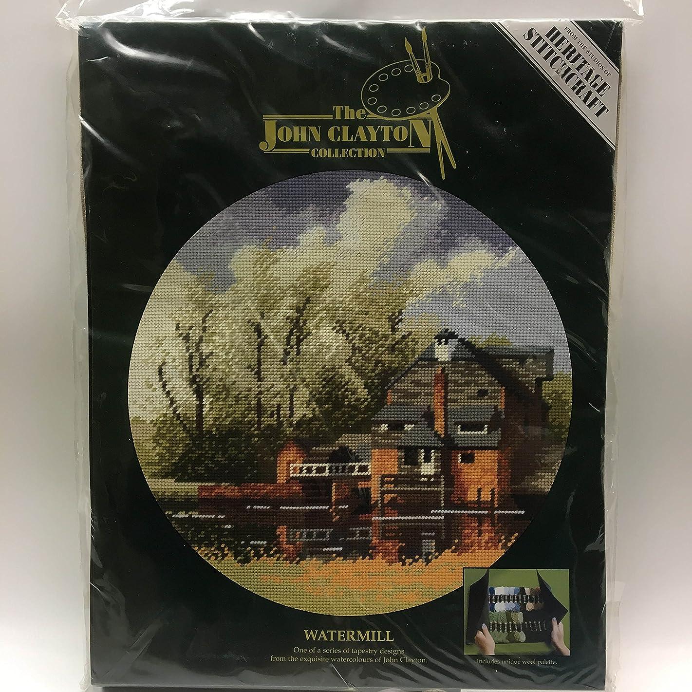 Heritage Stitchcraft John Clayton Collection