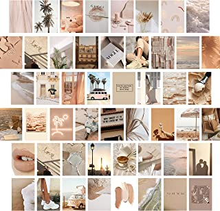 myDreamwork - Lot de 50 tableaux de collage mural haut de gamme – Esthétique | Ensemble de tableaux élégants pour le salon...