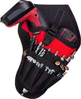 NoCry Fast Draw Drill Holster – Balanced Fit for Cordless T-Drills, 17 Accessory..