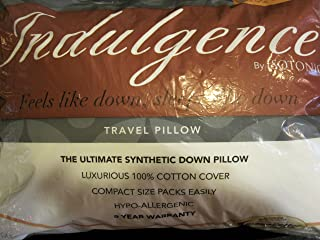 Indulgence Travel Pillow by Isotonic 16