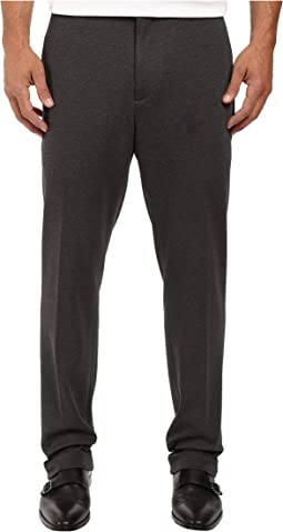 Slim Fit Heathered Soft Pants