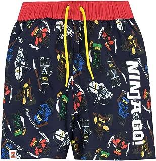 LEGO Ninjago Boys' Ninja Go Swim Shorts