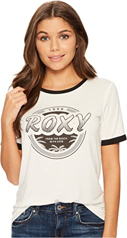 Roxy - Puerto Pic Roxy 1990 Screen Tee