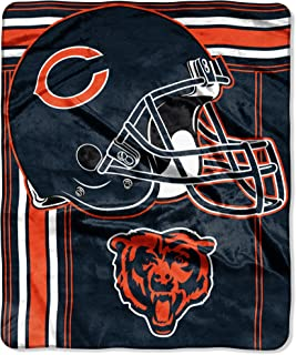 chicago bears blanket 60x80