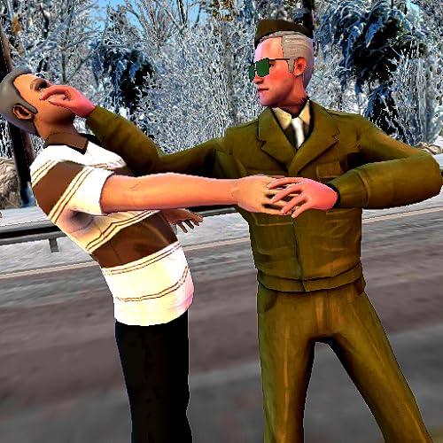 Badman Fighting Mafia Gang 3D-Kampfspiele