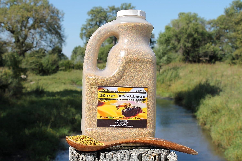 Fresh Bee Pollen Pure Raw Super-cheap 6lb Nebraska Natural Choice Jug