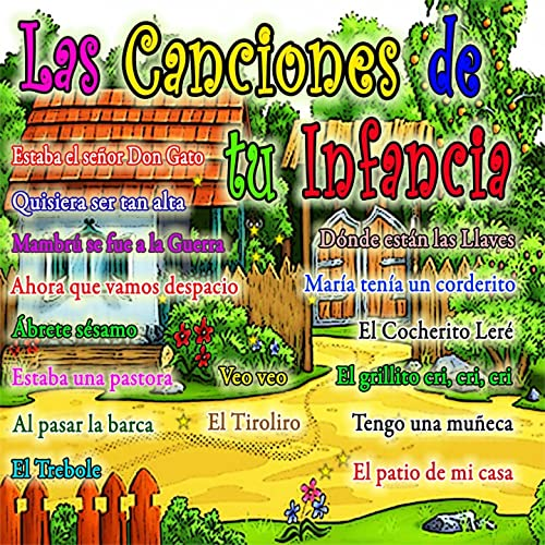 Las Canciones de Tu Infancia by Canciones Infantiles on Amazon Music - Amazon.com