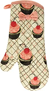 Jessie Steele Cherry Cupcake Oven Mitt