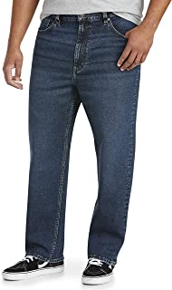Men's Big & Tall Loose-fit Stretch Jean fit by DXL