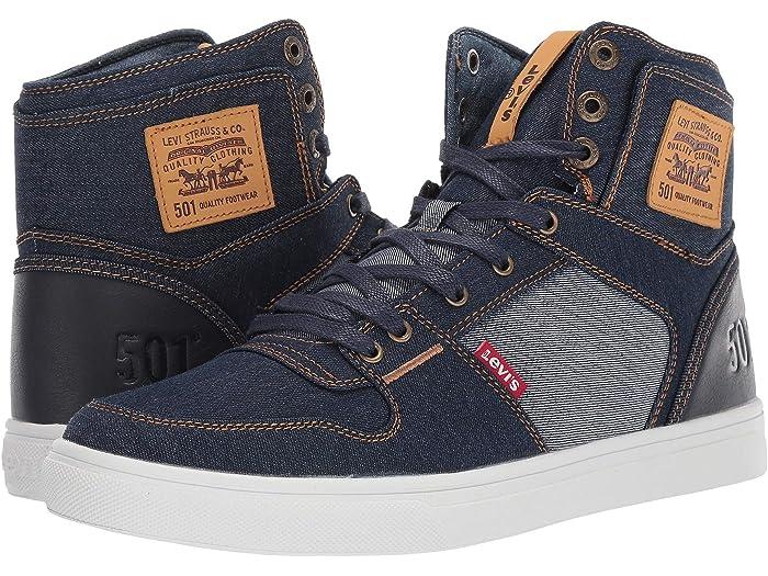 Levi's® Shoes Levi's® Shoes Mason Hi 501 Denim