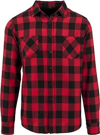 TrendClub100® - Camisa Karl Rasur - Camisa de leñador de árboles, camisa de franela.