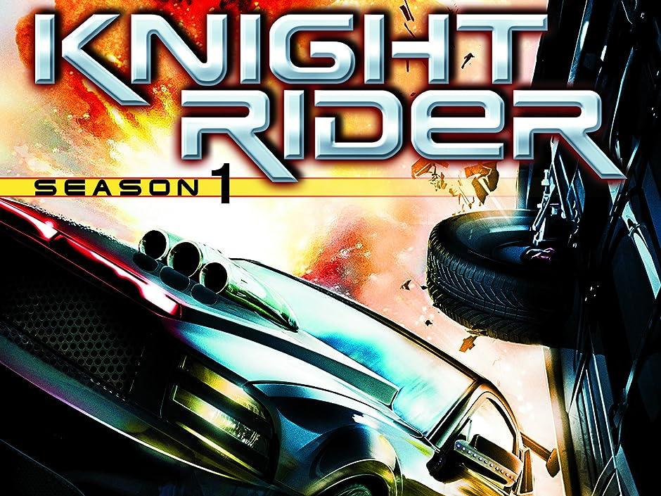 巨大お憤るナイトライダー NEXT シーズン1(字幕版)