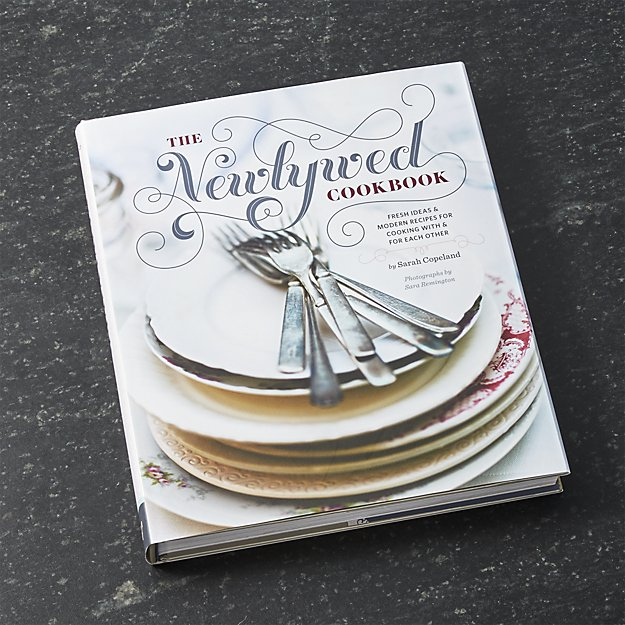 The Newlywed Cookbook | Crate and Barrel