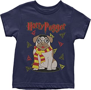 Expression Tees Harry Pugger Ugly Christmas Holiday Youth T-Shirt
