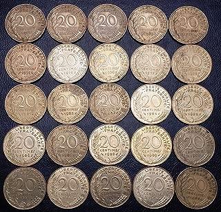 1963 20 centimes