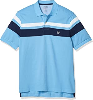 Sponsored Ad - Chaps Men's Classic Fit Cotton Mesh Everyday Polo Shirt