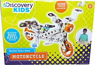 Discovery Kids Build Your Own Motorcycle Kit