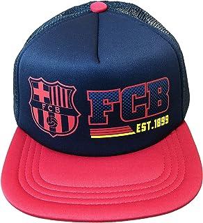 FC Barcelona Hat Cap Adjustable 2-Tone-Navy/Maroon