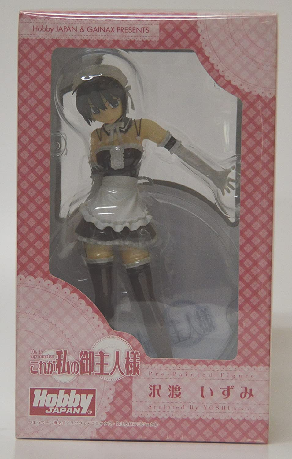 He is My Master Izumi Sawatari (Japan import   The package and the manual are written in Japanese)