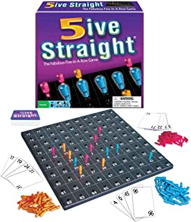 Winning Moves Games 5ive Straight Board Game
