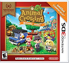 Nintendo Selects: Animal Crossing: New Leaf Welcome amiibo - 3DS [Digital Code]