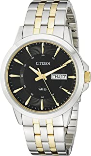 Citizen Men's Two-Tone Stainless Steel Watch