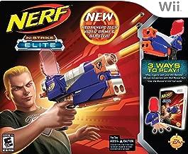 Nerf N-Strike Elite Bundle - Nintendo Wii (Bundle)