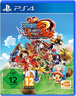 One Piece Unlimited World Red - Deluxe Edition - PlayStation 4 [Importación alemana]