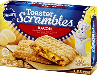 Best bacon egg and cheese toaster strudel Reviews