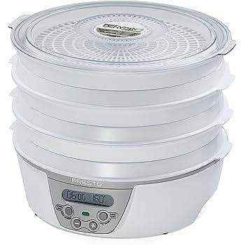 Presto 06301 Dehydro Digital Electric Food Dehydrator