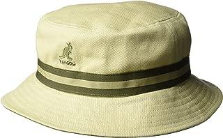 Kangol Men's Stripe Lahinch Bucket Hats