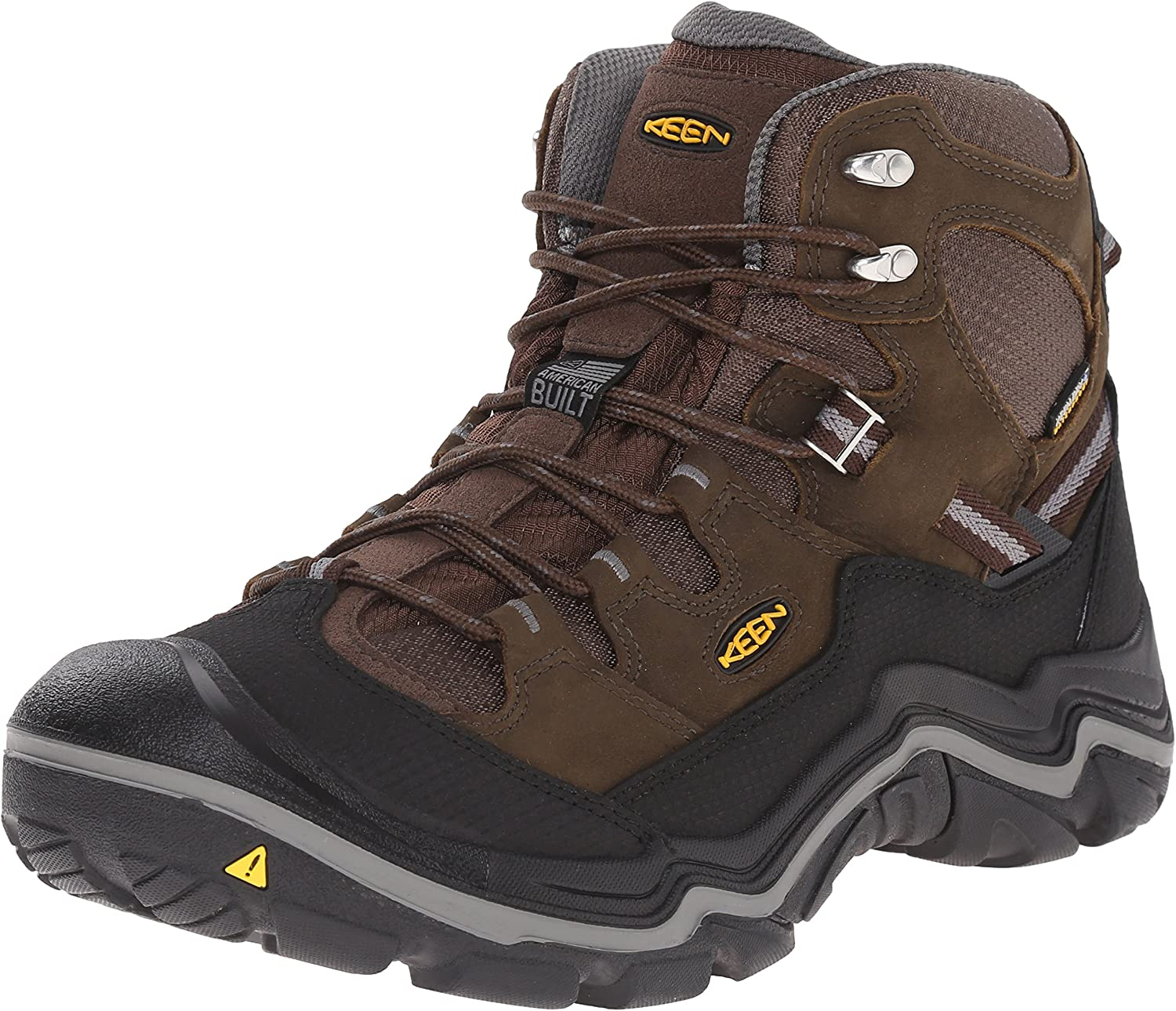 KEEN Utility Men's Monmouth Mid WP Work Boot