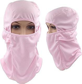 Amazon.com  Pinks - Balaclavas   Hats   Caps  Clothing 58a85e59c