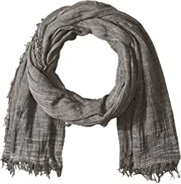 Lightweight Cotton Solid Scarf
