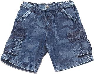 Armani 0302T Bermuda Jeans Bimbo Junior Trouser Short Kid