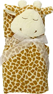 angel dear giraffe napping blanket