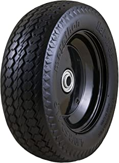 Marathon 00210 Universal Fit, Flat Free, Hand Truck/All Purpose Utility Tire