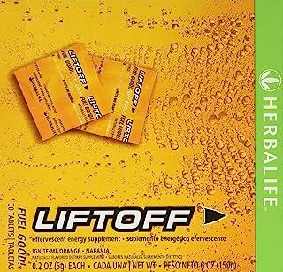 Sponsored Ad - Herbalife LIFTOFF Energy Drink Ignite Orange 30 TABS